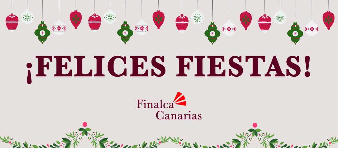 FELICES FIESTAS BLOG